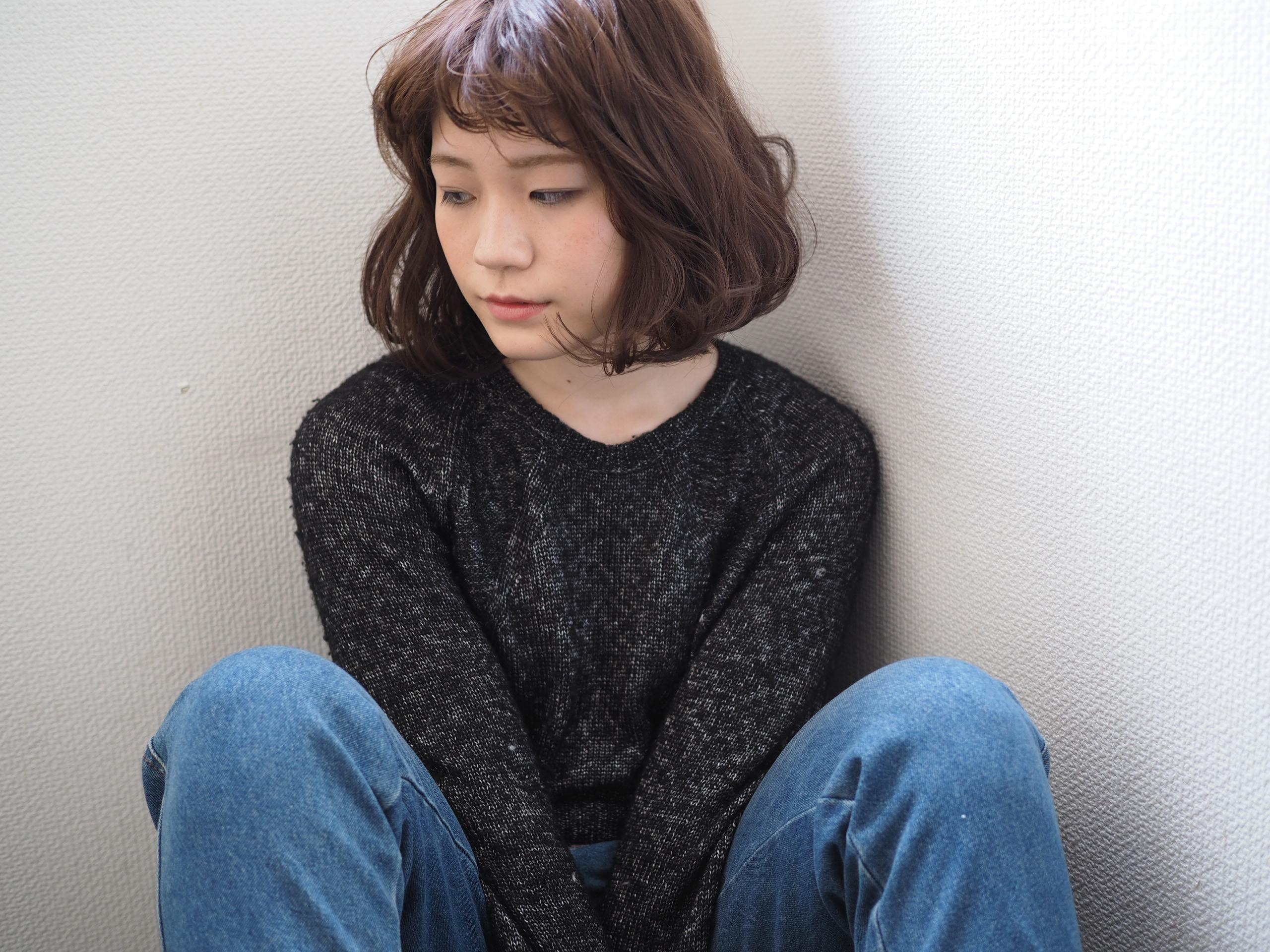 高円寺 美容室 阿佐ヶ谷 中野 ヘアスタイル