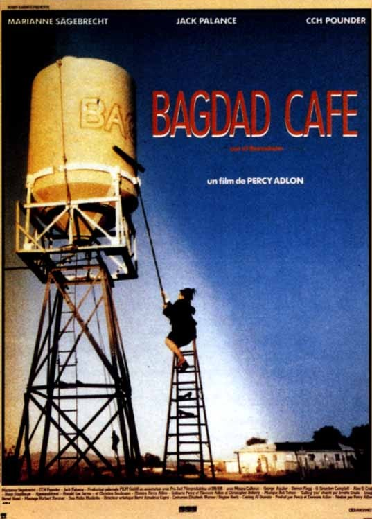 BAGDAD CAFE バグダッド・カフェ