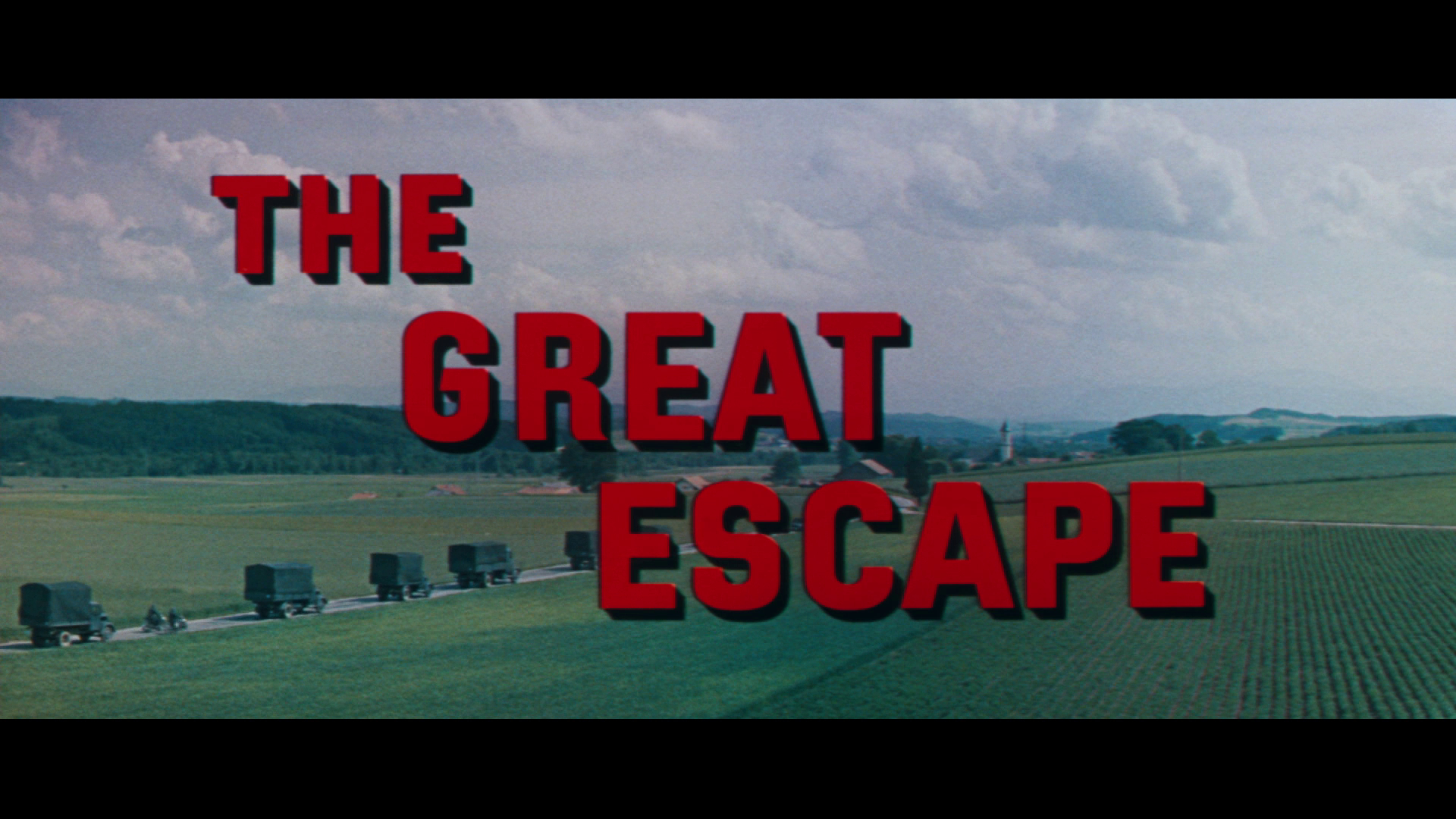 大脱走 The Great Escape