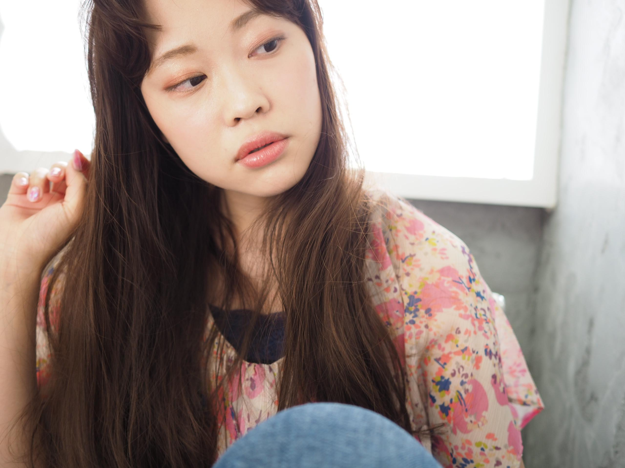 高円寺 阿佐ヶ谷 中野 中央線 美容室 ヘアスタイル