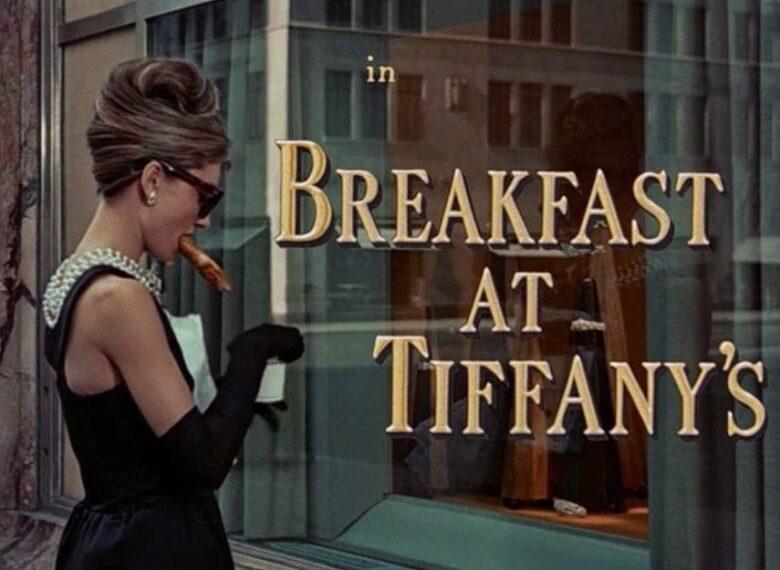 ティファニーで朝食を Breakfast at Tiffany's  Breakfast at Tiffany's