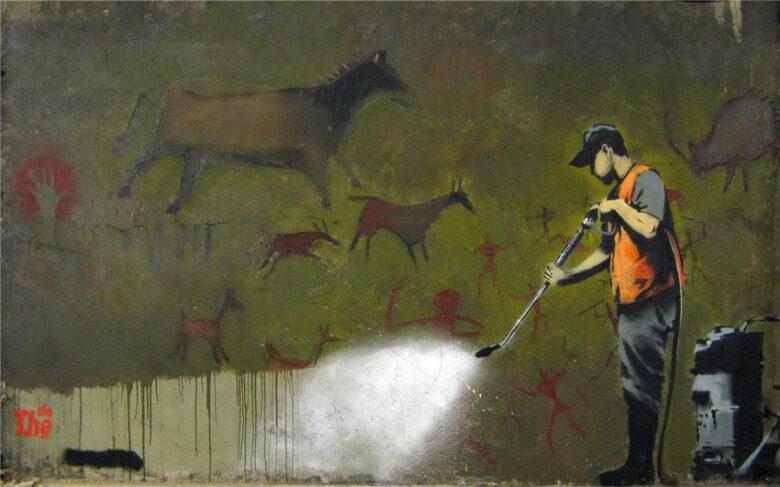 Banksy バンクシー