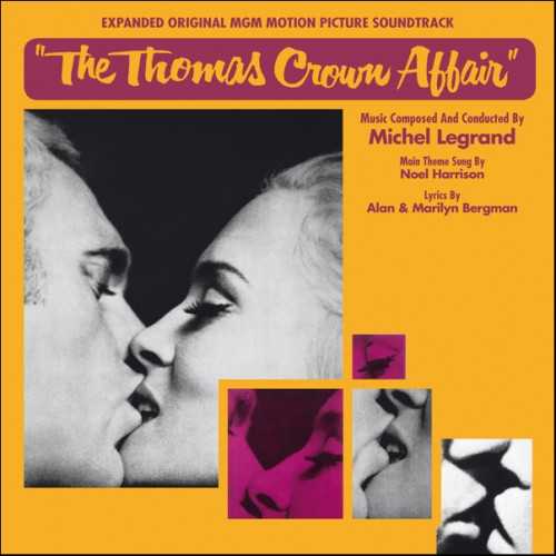 華麗なる賭け THE THOMAS CROWN AFFAIR