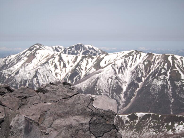 茶臼岳 栃木県