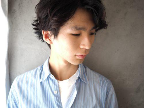 高円寺 美容室 メンズ 男性 ヘアスタイル