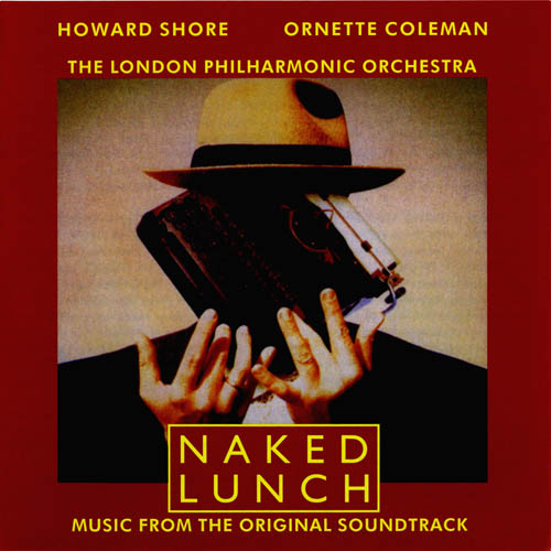 naked lunch 1992 裸のランチ