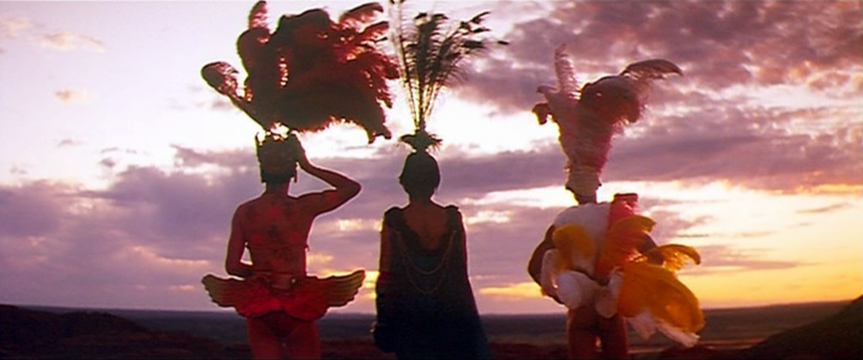プリシラ The Adventures of Priscilla, Queen of the Desert