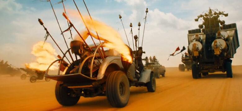 マッドマックス いかりのデス・ロード Mad Max: Fury Road 2015