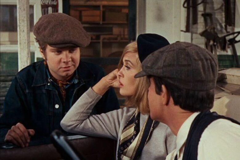 おれたちにあすはない Bonnie and Clyde