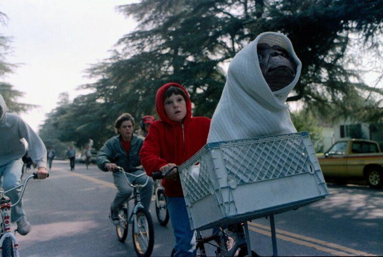E.T. BMX bicycle