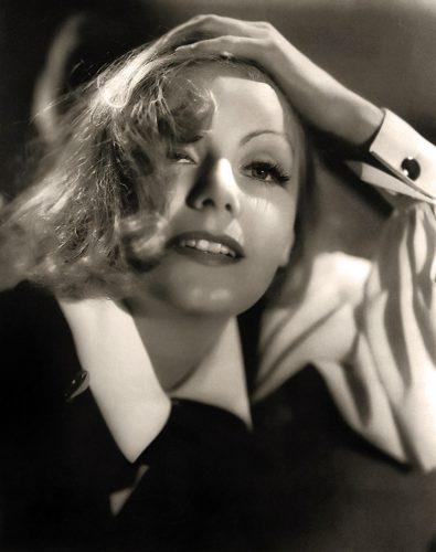 グレタ・ガルボ Greta Garbo