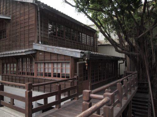 台南 日本建築 十八卯茶屋 シーバーマオチャウー、Daybreak 18 Tea House