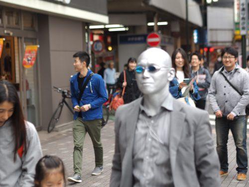 高円寺びっくり大道芸2019 un-pa ウンパ ウォーキングアクト