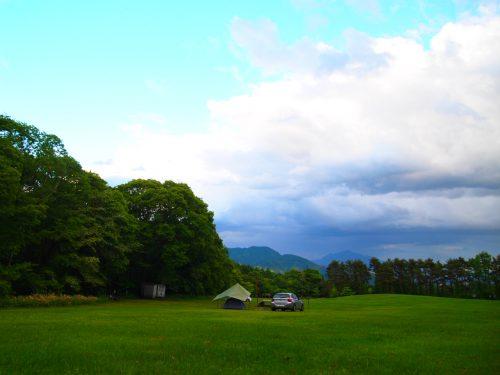 新栄清里キャンプ場