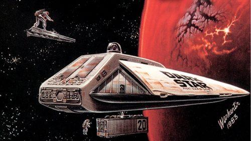 ダーク・スター Dark Star 1974