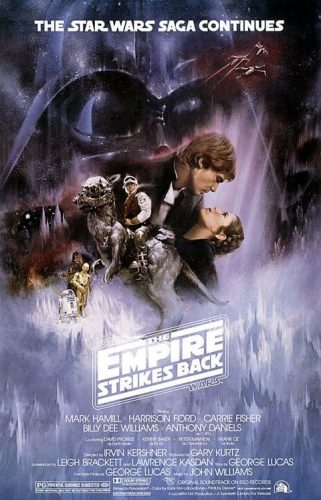 スターウォーズ Star-Wars-Empire-Strikes-Back-V-Poster