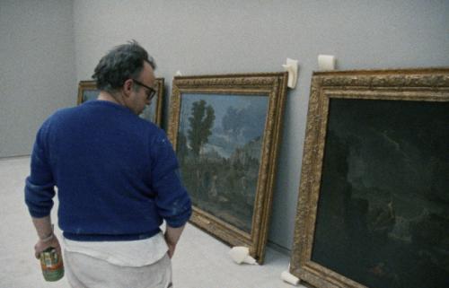 ニコラ・フィリベール Nicolas Philibert パリ・ルーヴル美術館の秘密 La ville Louvre