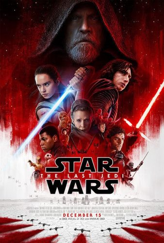 スターウォーズ the-last-jedi-theatrical-poster