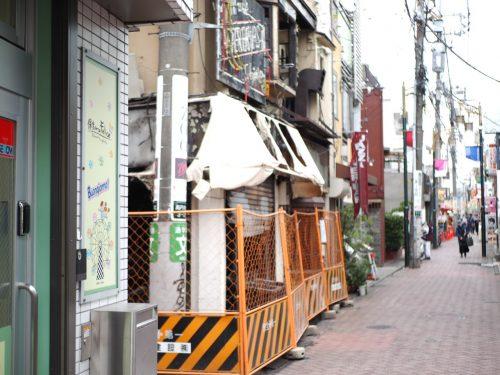 高円寺 庚申通り商店街 コロナ 2021