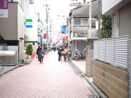 高円寺 東通り商店街 コロナ 2021