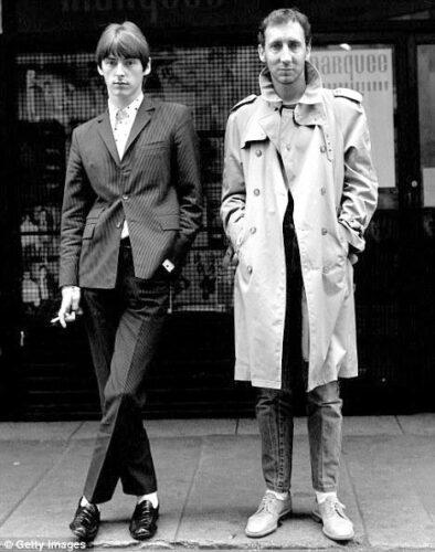 ポール・ウェラー Paul Weller カフェ・ ブリュ