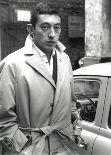 セルジュ・ゲンスブール Serge Gainsbourg