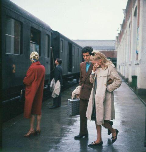 カトリーヌ・ドヌーブ シェルブールの雨傘 Les Parapluies de Cherbourg