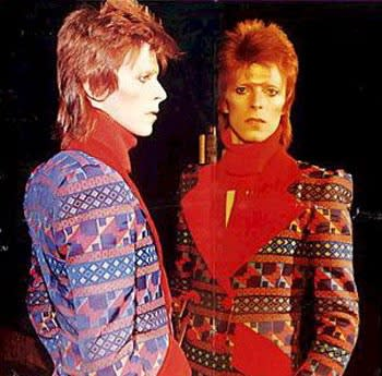 David Bowie / デヴィッド・ボウイ グラムロック glam rock