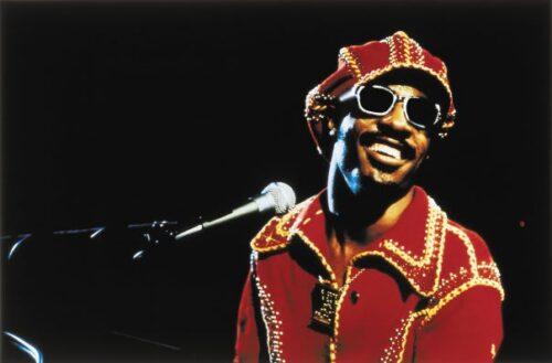 スティーヴィー・ワンダー Stevie Wonder